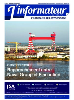 Couverture du journal du 09/02/2018