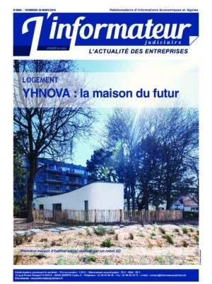 Couverture du journal du 30/03/2018