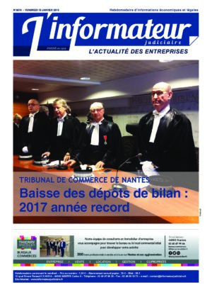 Couverture du journal du 19/01/2018