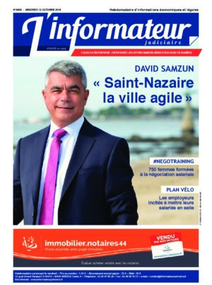 Couverture du journal du 12/10/2018