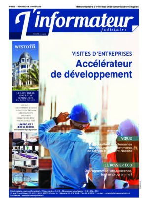 Couverture du journal du 18/01/2019