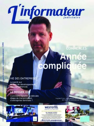 Couverture du journal du 01/03/2019