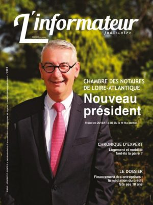 Couverture du journal du 07/06/2019