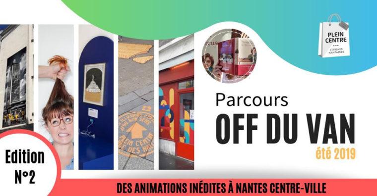 Illustration de l'article Voyage à Nantes – Découvrez les Off du Van