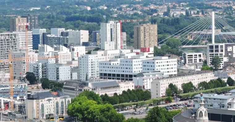 Illustration de l'article Immobilier – La surchauffe se précise à Nantes