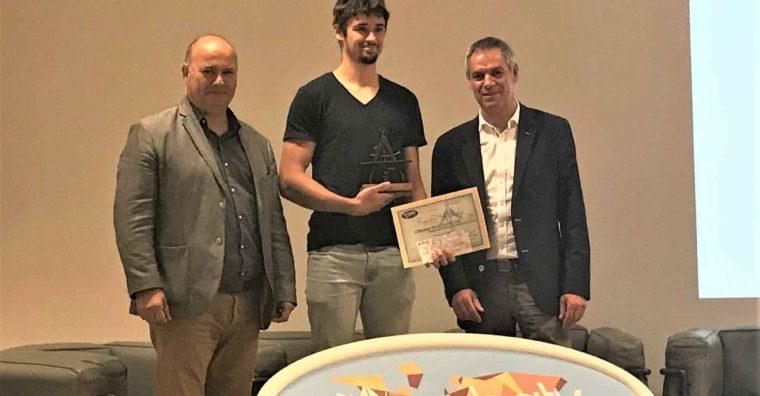 Illustration de l'article Le «Trophée jeunes» du Cobaty Nantes Atlantique