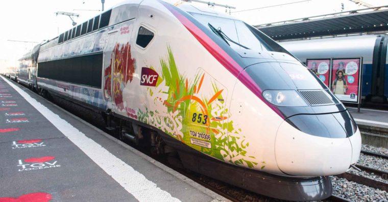 Illustration de l'article De nouveaux TGV sur la ligne Nantes/Paris