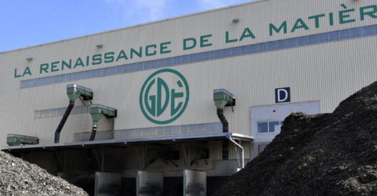 Illustration de l'article Montoir de Bretagne – Un acteur du recyclage se développe