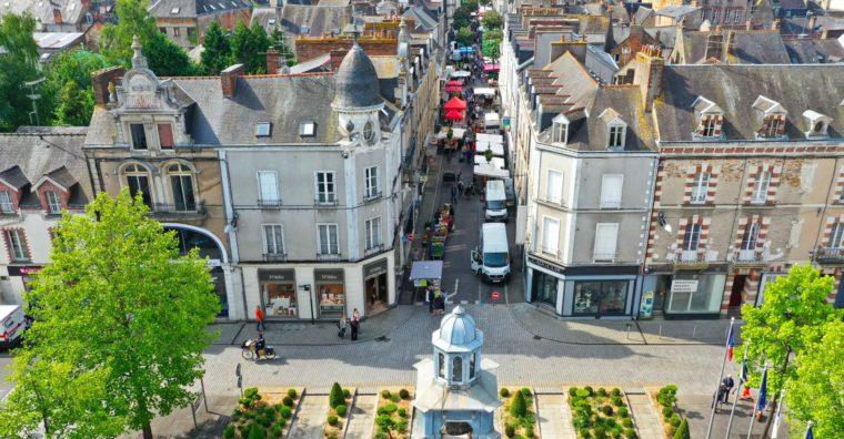 Illustration de l'article Commerce en centre-ville : un recul inéluctable ?
