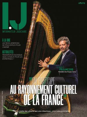 Couverture du journal du 14/02/2020