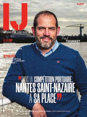 Couverture du journal du 21/02/2020