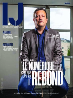 Couverture du journal du 08/05/2020
