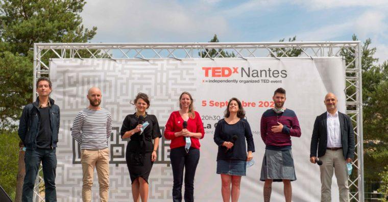 Illustration de l'article Un TedX Nantes sous les étoiles