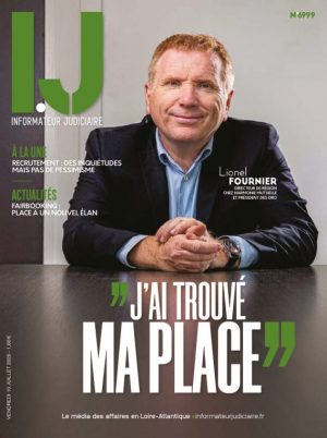 Couverture du journal du 10/07/2020