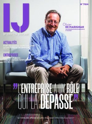 Couverture du journal du 14/08/2020