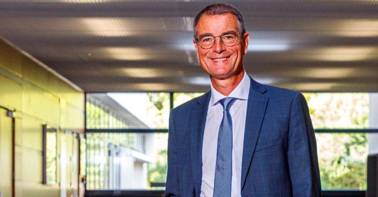 Christophe Germain, directeur général d'Audencia