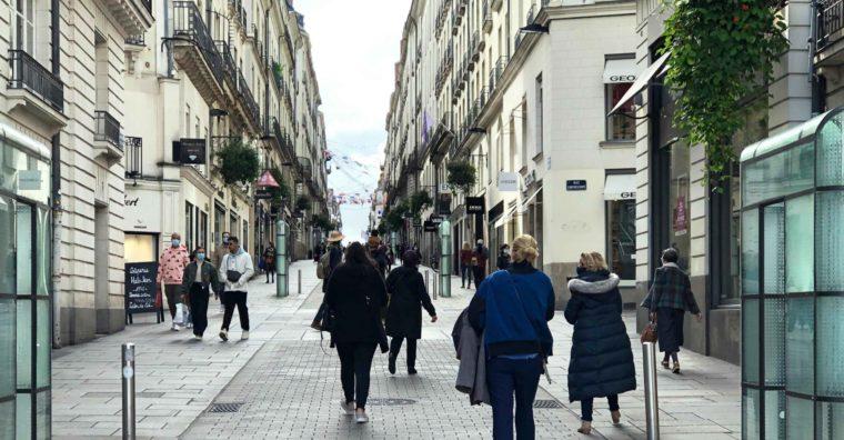 COMMERCE CENTRE VILLE Nantes