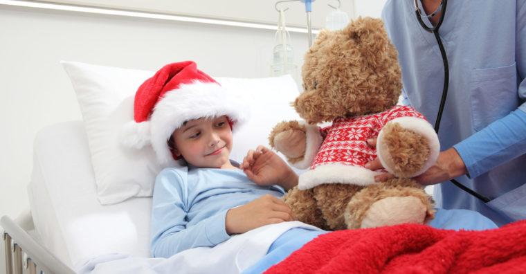Illustration de l'article La CPME Loire-Atlantique propose avec l'Association Rêves une collecte de Noël pour les enfants hospitalisés au CHU de Nantes