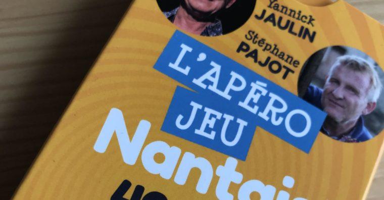 Illustration de l'article Jeu : Nantes à l'apéro