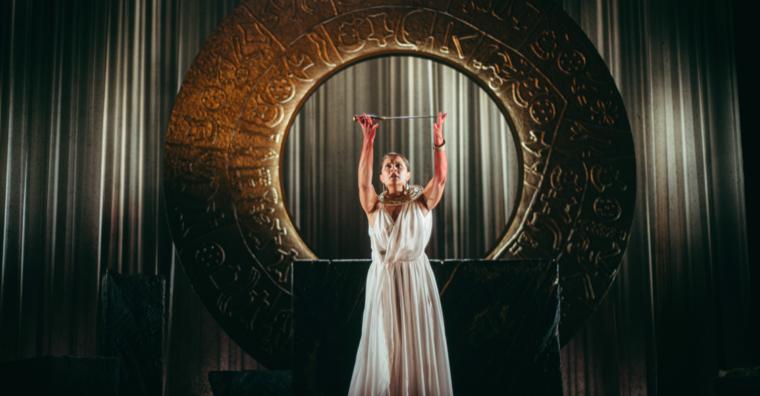 Opéra : Iphygénie en websérie