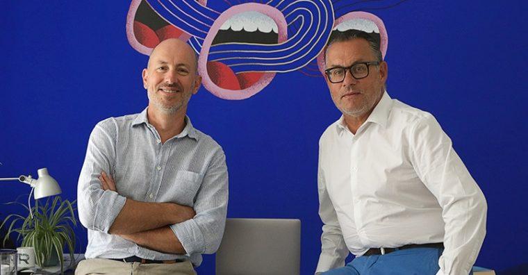 Frédéric Chaigne et Emmanuel Miani LMWR