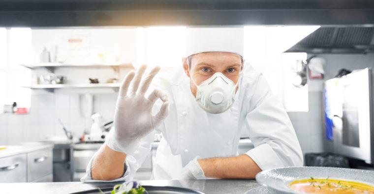 Illustration de l'article Crise sanitaire : des restaurants ouverts aux salariés des entreprises du paysage et du BTP