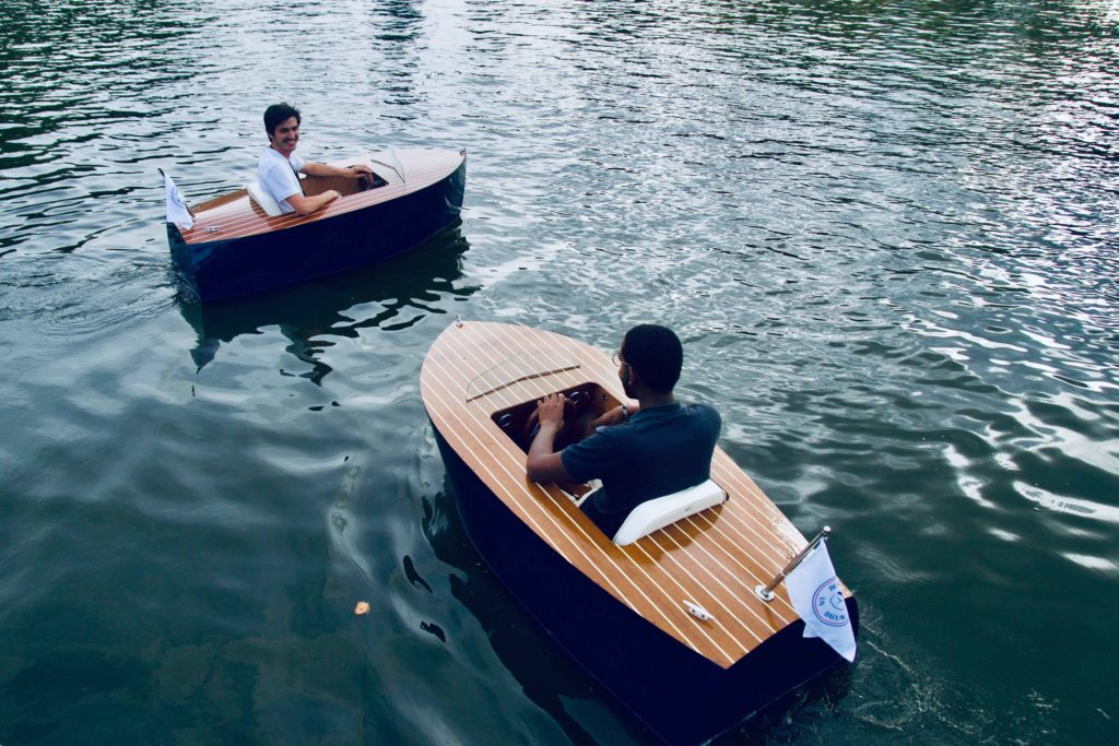 Beau comme un bateau