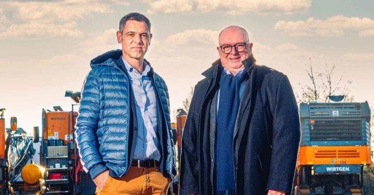 Illustration de l'article Entretien avec Michel Chauvet et Cyrille Rose, dirigeants de Soloc : « On est leaders en France »
