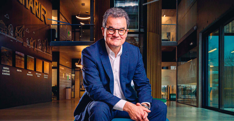 Illustration de l'article ZOOM SUR… La construction résiste, avec Paul Bazireau, Président du Directoire chez Entreprise CHARIER