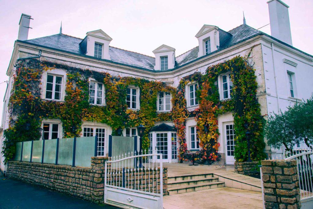 Le Manoir de la Régate à Nantes