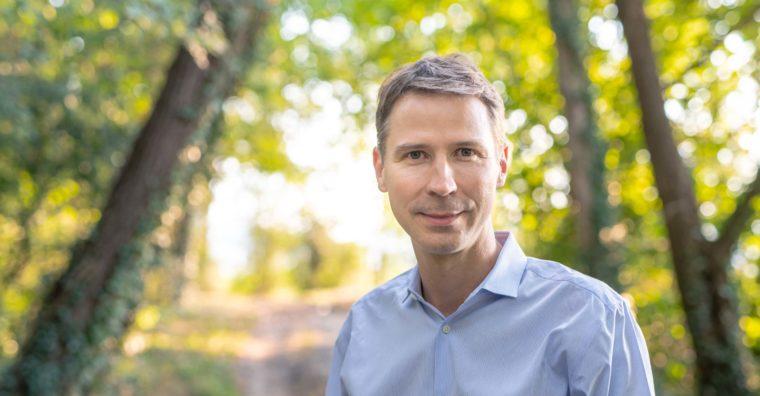 Éric DUVERGER, fondateur de la Convention des entreprises pour le climat.