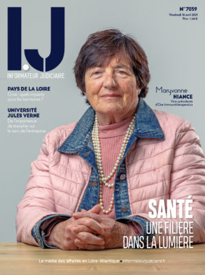 Couverture du journal du 16/04/2021