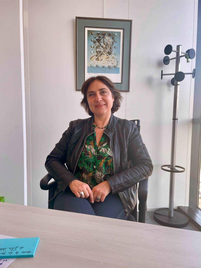 Michèle SALLEMBIEN, directrice de l'Apec Pays de la Loire