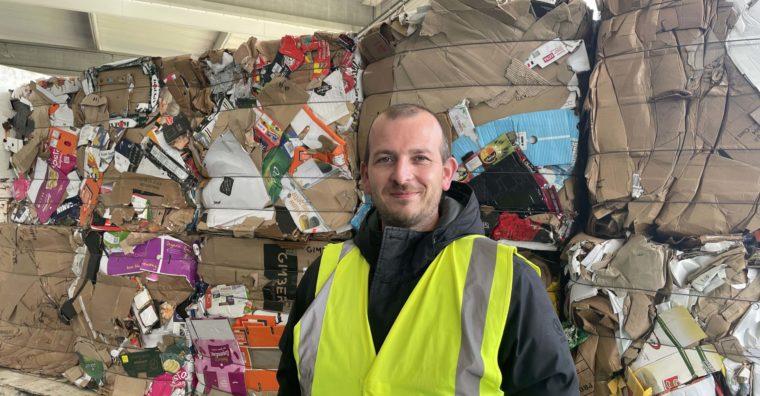 Illustration de l'article Le Min de Nantes atteint son objectif de tri des déchets