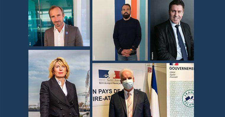 Illustration de l'article Le ministre des PME Alain Griset prend le pouls des entreprises en Loire-Atlantique