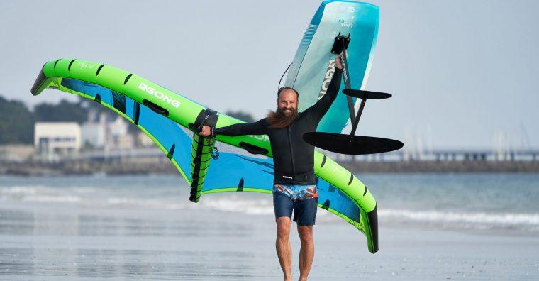 Illustration de l'article Croissance : Gong surfe haut sur la vague
