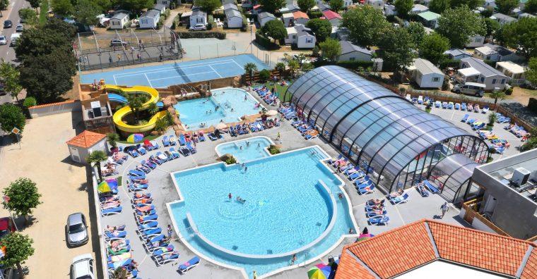 Illustration de l'article En Vendée, l'hôtellerie de plein air truste les deux-tiers de l'offre de lits touristiques