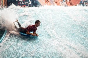 vague de surf Up2Play