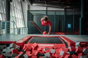 Parc de trampolines Up2Play