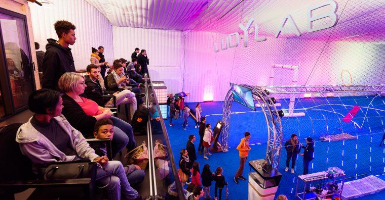 Illustration de l'article Le Ludylab veut devenir le centre d'attraction du bocage vendéen