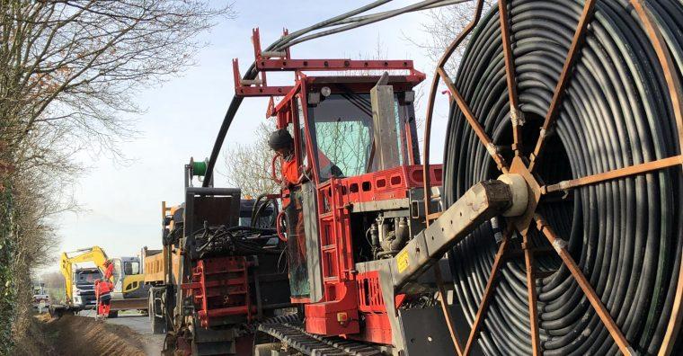 Illustration de l'article Vendée Numérique débute le déploiement de la fibre en zone rurale