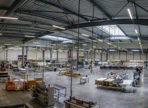 L'usine de Cetih
