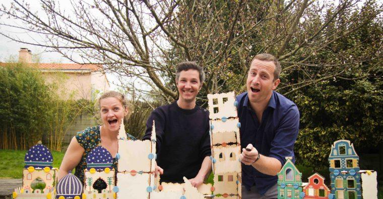 Illustration de l'article Kojo invente un jeu de construction éco-concu Made in France