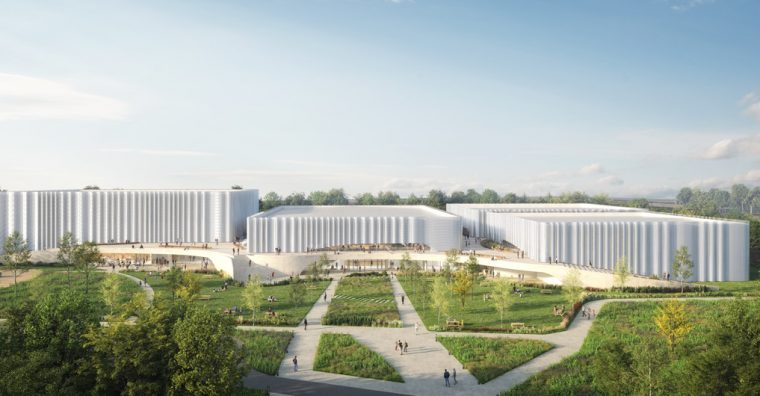 Illustration de l'article Les Sables d'Olonne se dotent d'un Arena pour la rentrée 2024