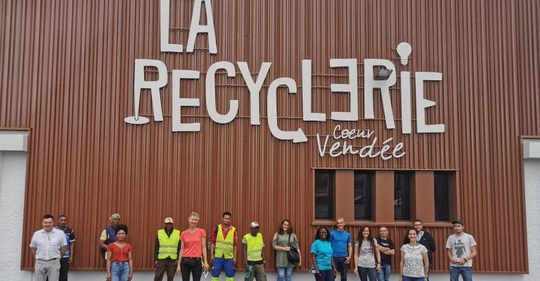 Illustration de l'article Victime de son succès, la recyclerie de la Roche-sur-Yon déménage et s'agrandit