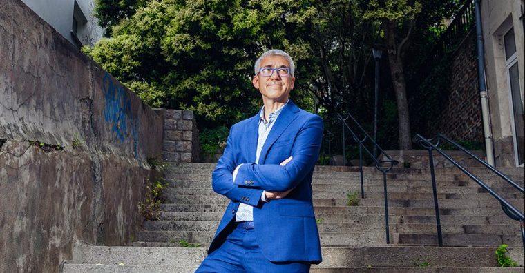 Illustration de l'article Yves-Olivier LENORMAND, Airbus Développement : « Les entreprises doivent ouvrir leurs chakras »