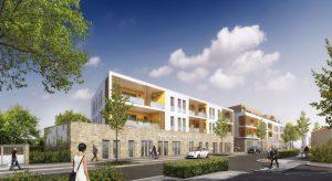 maison médicale visuel 3D Bourg sous la Roche