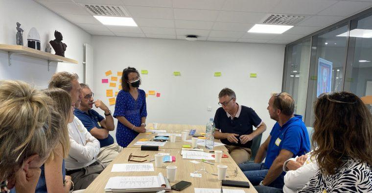 Brainstoriming elections CCI