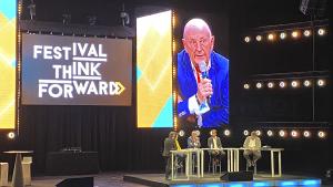 entreprise, festival Think Forward