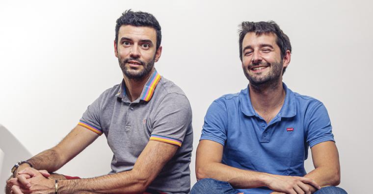 Illustration de l'article Entretien avec Johan Ricaut et Antoine Cheul de Shopopop : « On a travaillé pour avoir de la chance »